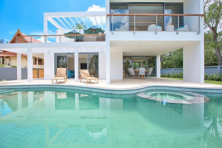 Apollo Beach Villa Koh Samui Property